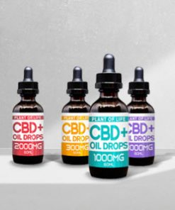 CBD+ Oils Sample Picture
