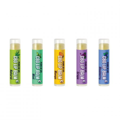 Plant of Life Lip Balm Samples