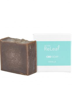 Active Releaf Vanilla Soap
