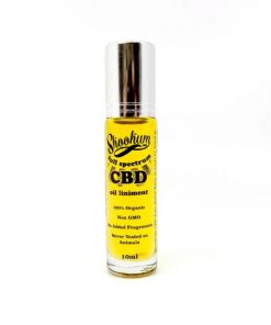 Skookum CBD Oil Liniment - Pain Relief - Roller Ball