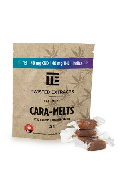 Twisted Extracts - Cara-Melt 1:1 Indica