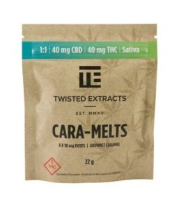 Twisted Extracts - Cara-Melt 1:1 Sativa