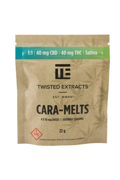 Twisted Extracts - Cara-Melt 1:1 Sativa