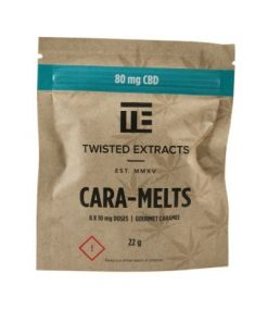 Twisted Extracts - Cara-Melt CBD