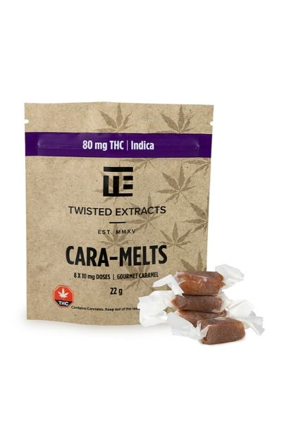 Twisted Extracts - Cara-Melt Indica