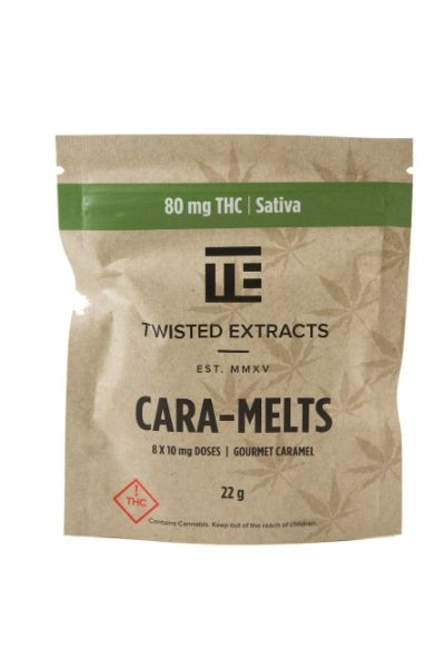 Twisted Extracts - Cara-Melt Sativa