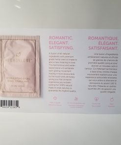 High on Love O Gel Sample Back