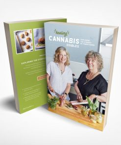 Pat Crocker - Healing Cannabis Edibles Book