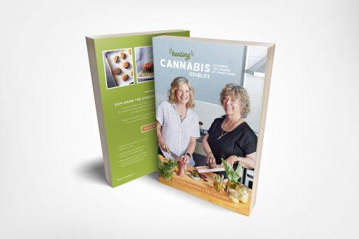 Pat Crocker - Healing Cannabis Edibles Book